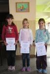 Sieger Mädchen Klasse 3