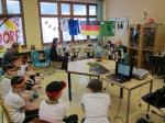 Für die musikalische Umrahmung sorgte die Akkordeongruppe der Tälerschule unter Leitung von Frau  Bötge.