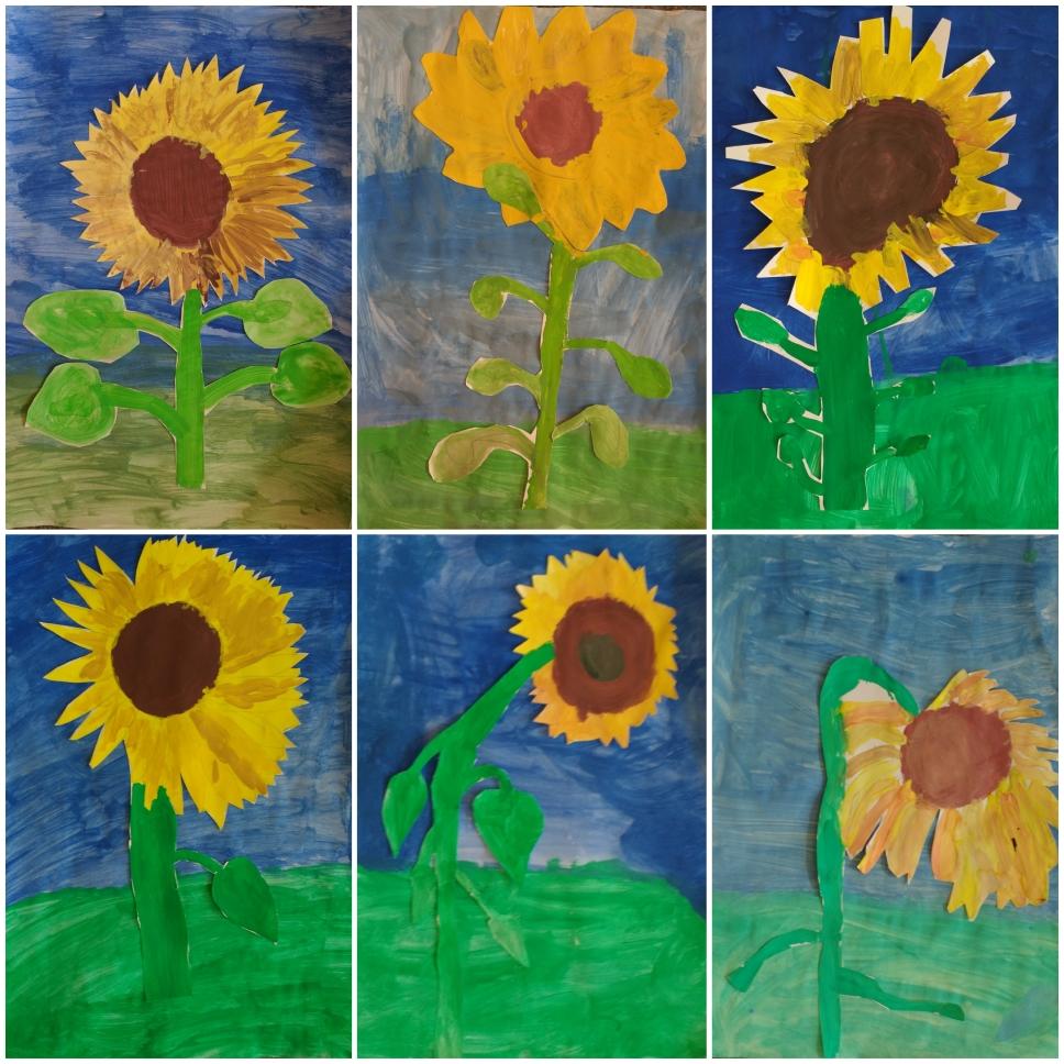 sonnenblumen grundschule
