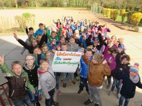Die Tälerschüler freuen sich auf ihren neuen Schulhof!